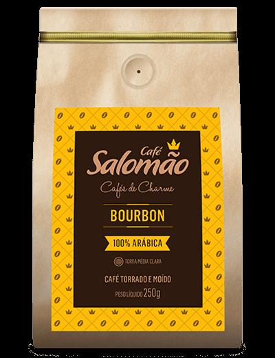 Café Especial Bourbon Café Salomão