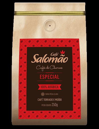 Café Especial - Café Salomão
