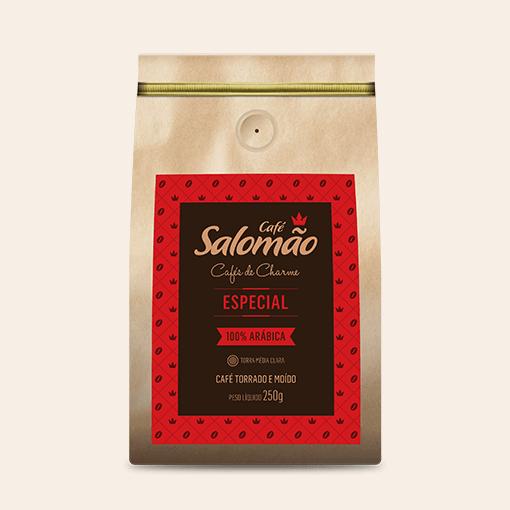 Café Especial - Café Salomão 250g