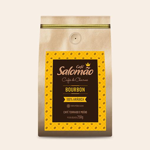 Café Salomão Bourbon - Café Especial